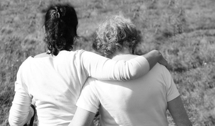 Paula y Vera son madre e hija