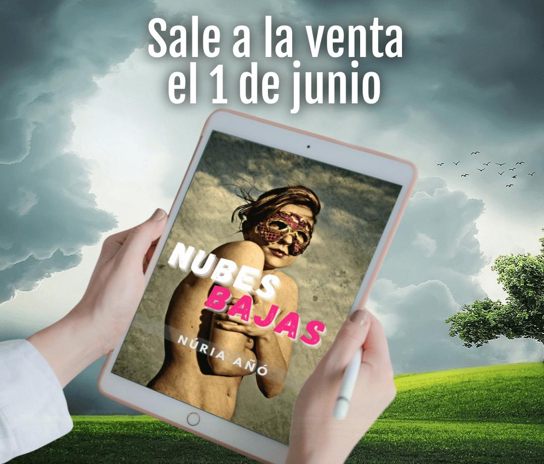 Se publica Nubes bajas de Núria Añó