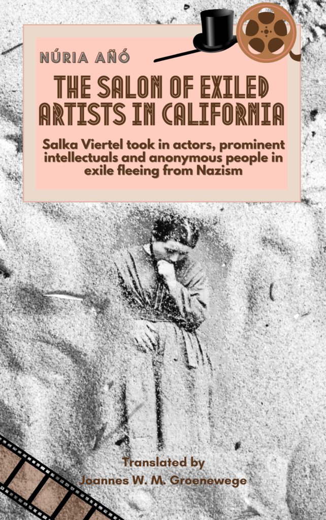 The salon of exiled artists in California by Núria Añó