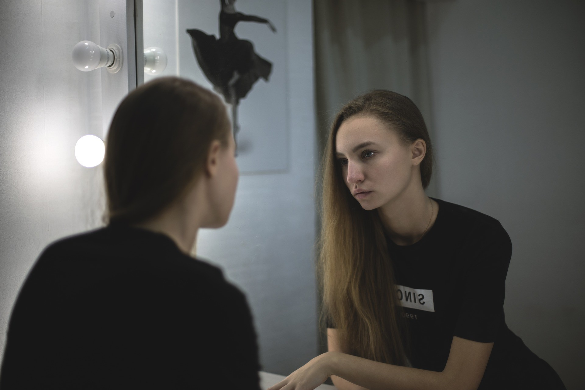 Berta, una joven con anorexia